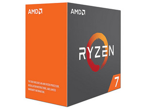 Procesador AMD Ryzen 7 1800X, 3.6 GHz (hasta 4.0 GHz), Socket AM4, Eight-Core, 95W.