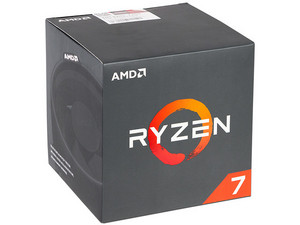 Procesador AMD Ryzen 7 2700 de Segunda Generación, 3.2 GHz (hasta 4.1 GHz), Socket AM4, Eight-Core, 65W.
