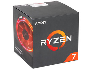 Procesador AMD Ryzen 7 2700X de Segunda Generación, 3.7GHz (hasta 4.3GHz), Socket AM4, Eight-Core, 105W.