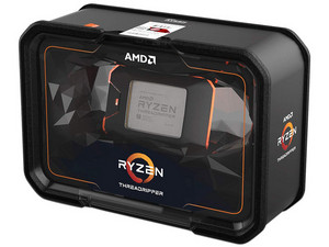 Procesador AMD Ryzen Threadripper 2950X, 3.5 GHz (hasta 4.4 GHz), Socket TR4, Caché 32 MB L3, 16 Núcleos, 180W.