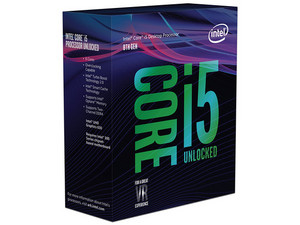 Procesador Intel Core i5-8600K de Octava Generación, 3.7 GHz (hasta 4.3 GHz) con Intel UHD Graphics 630, Socket 1151, Caché 9MB, Six-Core, 14nm.