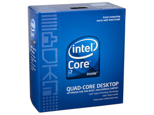 Procesador Intel Core i7  920 a 2.66 GHz, Socket 1366, QPI 4.8GT/s,  L3 Cache 8MB, Quad-Core, 45nm