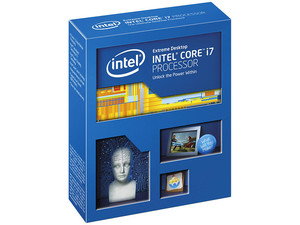 Procesador Intel Core I7-4960X Extreme Edition a 3.6 GHz (hasta 4.0 GHz), Socket 2011, L3 Caché 15MB, Six-Core, 22nm, 130W.