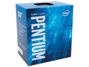 Procesador Intel Pentium G4560 de Séptima Generación, (3.5 GHz) Intel HD Graphics 610, Socket 1151, Caché 3 MB, Dual-Core.