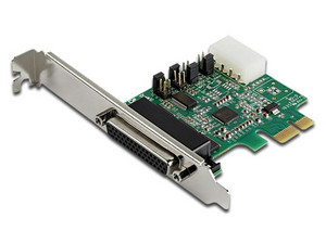 Tarjeta Adaptadora StarTech de 4 Puertos Serial RS232, PCI.