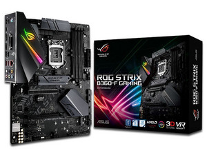 T. Madre ASUS ROG STRIX B360-F GAMING, Chipset Intel B360,