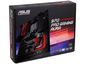 T. Madre ASUS 970 PRO GAMING/AURA, Chipset AMD 970,