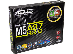T. Madre ASUS M5A97 R2.0, Chipset AMD 970,