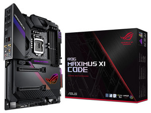 T. Madre Asus ROG MAXIMUS XI CODE, Chipset Intel Z390,