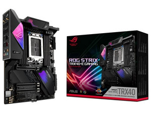 T. Madre ASUS ROG STRIX TRX40-E GAMING, Chipset AMD TRX40,