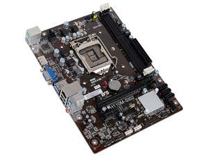 T. Madre ECS H110M-SI02, ChipSet Intel H110, Soporta: Intel Core i7/Core i5/Core i3/Pentium/Celeron de 6ta y 7ma Generación, Socket 1151, Memoria: DDR3L 1600 MHz, 32GB Max, SATA 3.0, USB 3.0, Integrado: Audio HD, Red Gigabit, Micro-ATX.