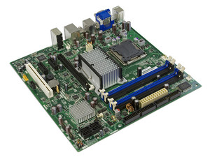 T. Madre Intel DG35EC, ChipSet Intel G35 Express,