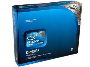 T. Madre Intel DP43BF, ChipSet Intel P43 Express,