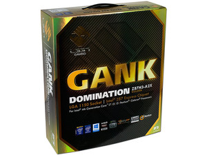 T. Madre L337 Gaming Gank Domination Z87H3-A2X Golden, Chipset Z87 Exp., Soporta: Core i7/i5/i3 Socket 1150,