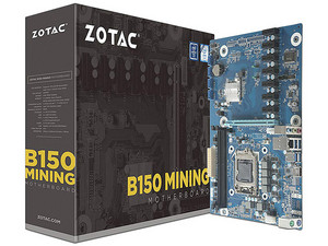 T. Madre ZOTAC B150 , ChipSet Intel B150,