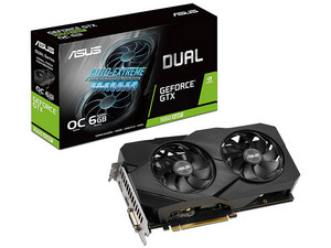 Tarjeta de Video NVIDIA GeForce GTX 1660 SUPER ASUS, 6GB GDDR6, 1xHDMI, 1xDVI, 1xDisplayPort, PCI Express 3.0