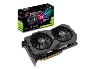 Tarjeta de Video ASUS NVIDIA GeForce GTX 1650 SUPER ROG Strix Advanced Edition, 4GB GDDR6, 2xHDMI, 2xDisplayPort, PCI Express 3.0.