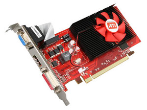 Tarjeta de Video AMD Radeon HD 5550 Biostar, 1.25GB GDDR2, 1xHDMI, 1xDVI, 1xVGA, PCI Express x16 2.1.