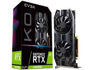 Tarjeta de Video NVIDIA GeForce RTX 2080 SUPER EVGA KO GAMING, 8GB GDDR6, 1xHDMI, 3xDisplayPort, PCI Express x16 3.0