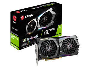 Tarjeta de Video NVIDIA GeForce GTX 1660 SUPER MSI GAMING X, 6GB GDDR6, 1xHDMI, 3xDisplayPort, PCI Express x16 3.0.