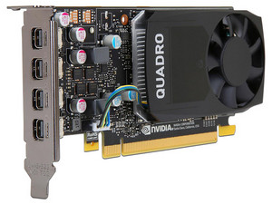 Tarjeta de Video NVIDIA QUADRO P620 PNY, 2GB GDDR5, 4xMini DisplayPort, PCI Express x16 3.0