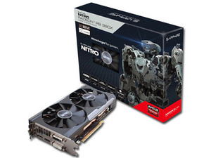 Tarjeta de Video Sapphire NITRO AMD Radeon R9 380X, 4 GB GDDR5, DisplayPort, HDMI, DVI, Puerto PCI Express 3.0.