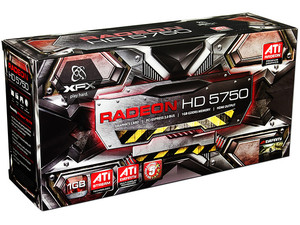 Tarjeta de Video XFX HD 5750, 1GB DDR5, HDMI , DirectX 11, Puerto PCI Express 2.0