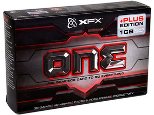Tarjeta de Video XFX ONE +Plus Edition Radeon HD 5450, 1 GB DDR3, HDMI, DVI, DirectX 11, Puerto PCI Express 2.1.