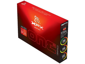 Tarjeta de Video X FXRadeon HD 5450 ONE R Plus Edition, 1GB GDDR3, HDMI y DVI, Puerto PCI Express x16.