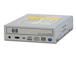 Quemador de DVDs/CDs HP 200I, Interno, Interfase IDE