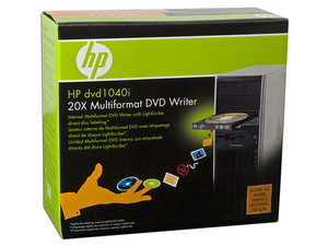 Quemador HP Lightscribe!, Color Negro: