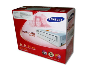 Quemador Samsung, Multiformato(DVD/CD-RW):