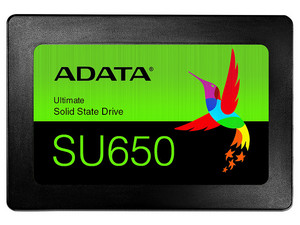 Unidad de Estado Sólido Adata Ultimate SU650 de 120 GB, 2.5