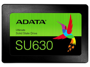 Unidad de estado sólido ADATA Ultimate SU630 de 960 GB, 2.5