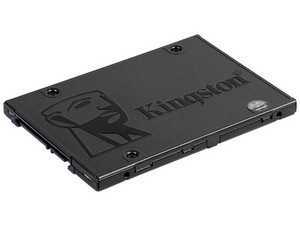 Unidad de Estado Sólido Kingston A400 de 480 GB, 2.5