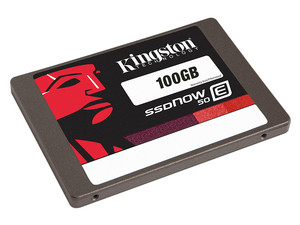 Unidad de Estado Sólido Kingston SSDNow E50 de 100GB, 2.5