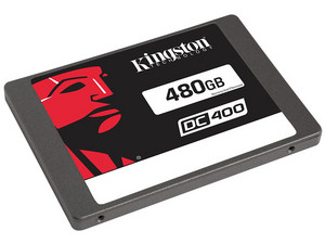 Unidad de Estado Sólido SSD Kingston DC 400 de 480GB, 2.5