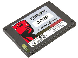 Unidad de Estado Sólido Kingston SSDNow Serie V de 30GB, 2.5