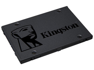 """Unidad de Estado Sólido Kingston Q500 de 240 GB, 2.5\"""" SATA III (6Gb/s)."""