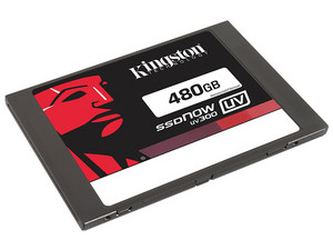 Unidad de Estado Sólido Kingston SSDNow UV300 de 480 GB, 2.5