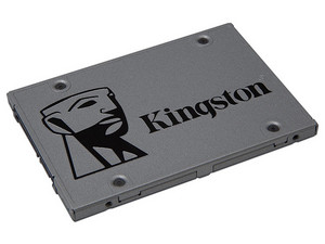 Kit para Desktop y Laptop de Unidad de Estado Sólido Kingston UV500 de 120GB, 2.5