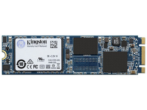 Unidad de Estado Sólido Kingston UV500 de 120 GB, M.2, SATA (6Gb/s).