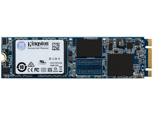 Unidad de estado sólido Kingston UV500 de 480GB, M.2, SATA (6Gb/s).