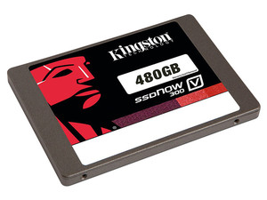 Unidad de Estado Sólido Kingston SSDNow V300 de 480 GB, 2.5