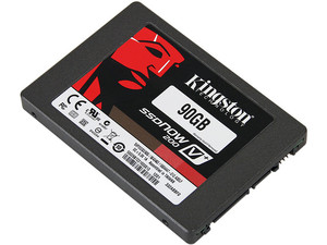 Kit de Actualización de Unidad de Estado Sólido Kingston SSDNow V+200 de 90GB, 2.5