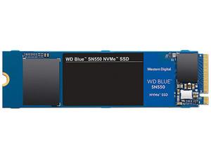 Unidad de Estado Sólido Western Digital Blue SN500 de 1TB, M.2 PCIe NVMe.