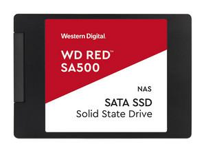 """Unidad de Estado Sólido Western Digital SA500 de 500GB, 2.5\"""", SATA III (6Gb/s)."""