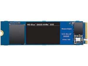 Unidad de Estado Sólido Western Digital Blue SN500 de 500GB, M.2 PCIe NVMe.