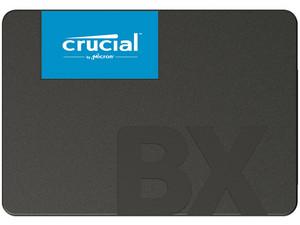 """Unidad de Estado Sólido Crucial BX500 de 2 TB, 2.5\"""" SATA III (6Gb/s)."""