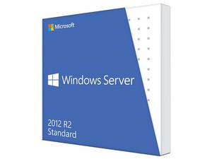 Windows Server Standard 2012 R2 en Inglés 64 Bits, Licencia OEM. Exclusivo a la venta en equipos nuevos.